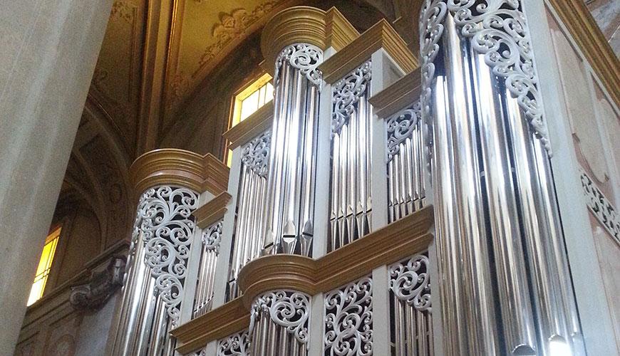 Pratica organistica e canto gregoriano