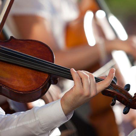Musica d'insieme per strumenti ad arco