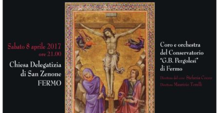 Locandina Concerto Pasqua