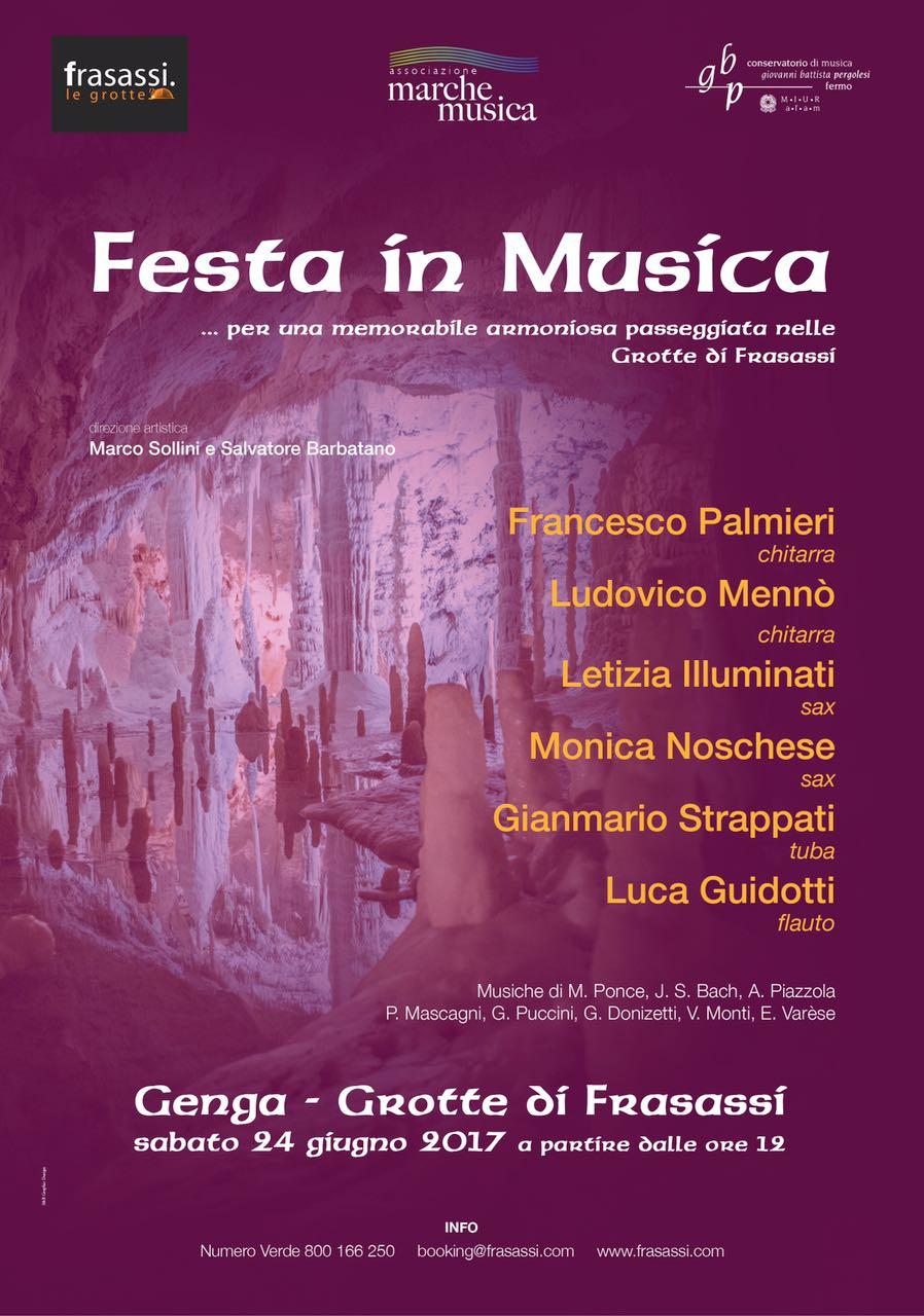 Concerto Frasassi 24 giugno 2017