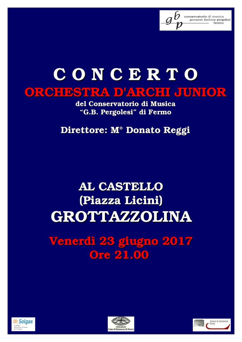 Concerto Junior Grottazzolina