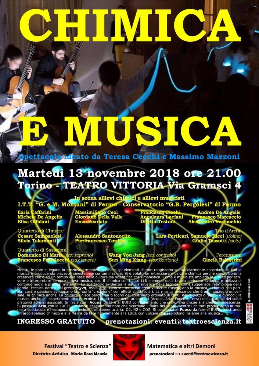 12 - Locandina CHIMICA E MUSICA