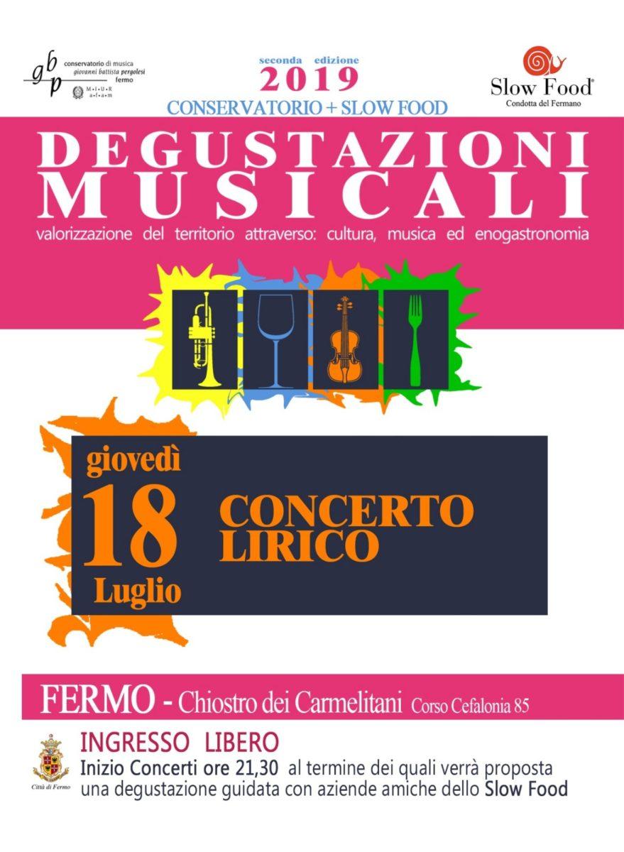 Concerto 18 luglio