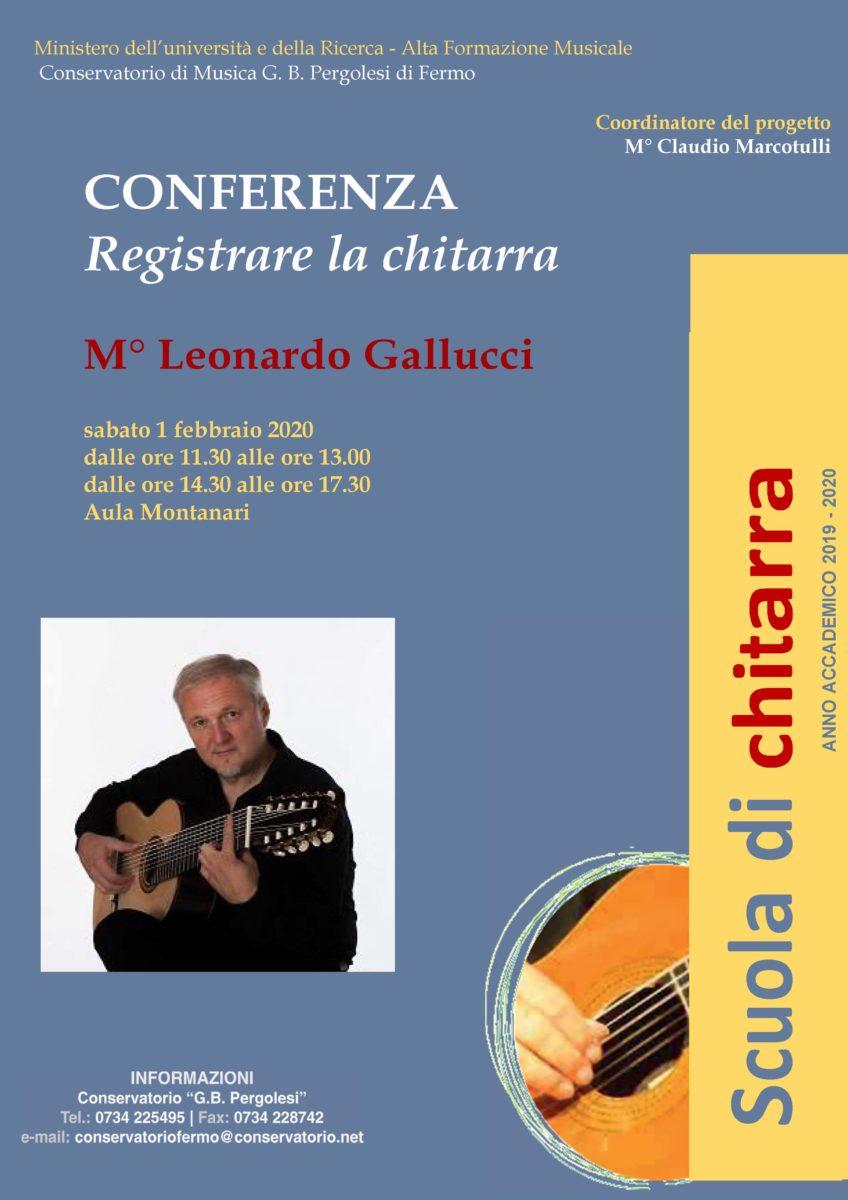 LOCANDINA chitarra 1 febbraio 2020