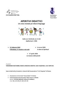 locandina 2020 seminario didattica