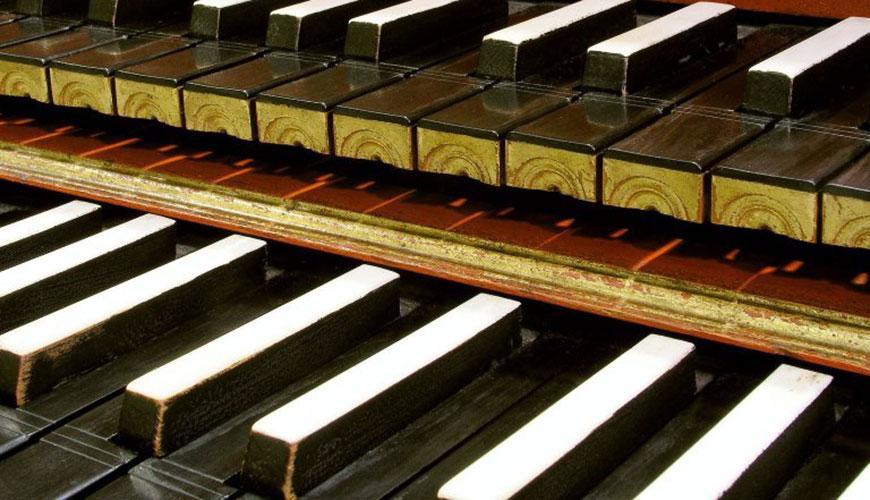 Clavicembalo e tastiere storiche- Diploma accademico di II Livello (Biennio)