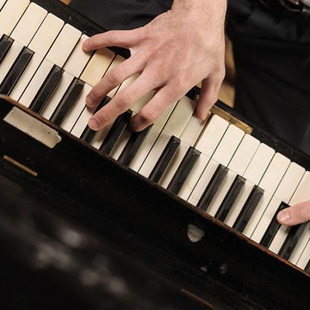 Pianoforte Jazz – Pre accademico