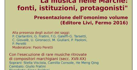 Locandina Presentazione volume PERETTI