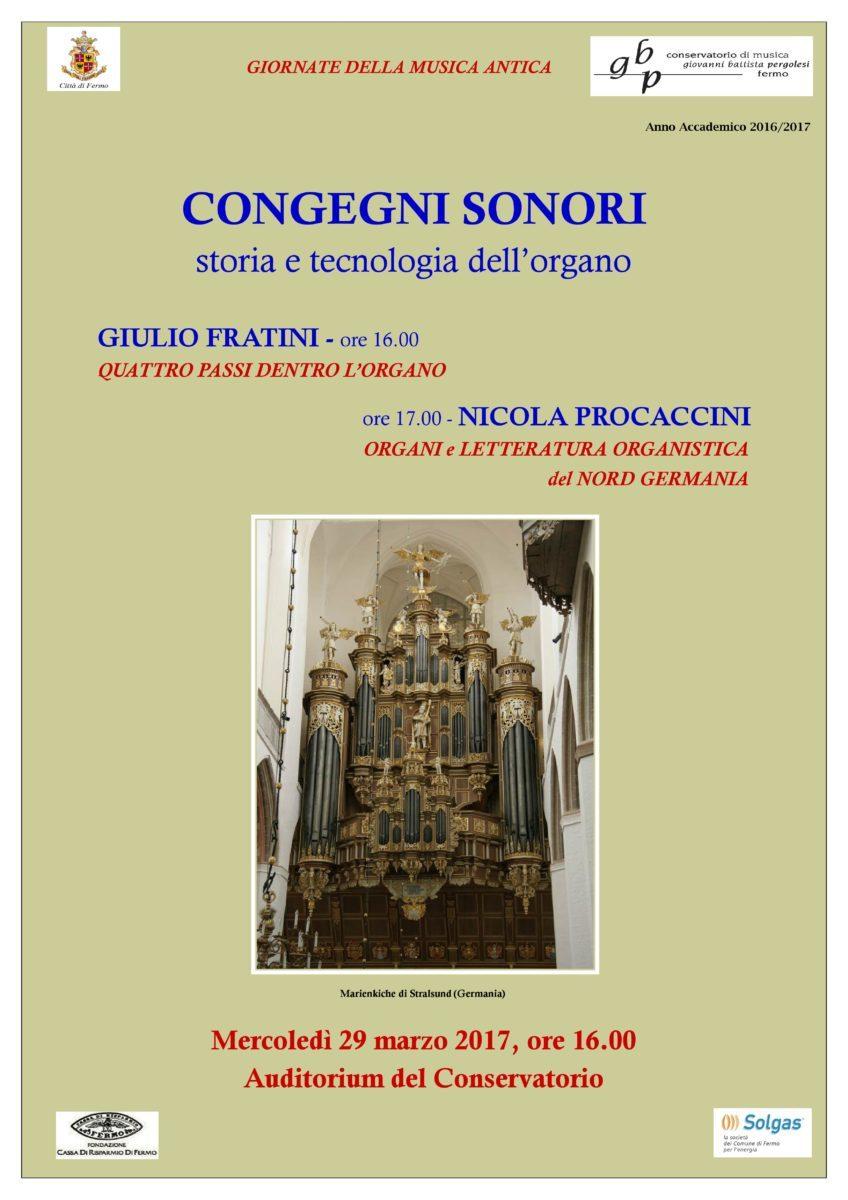 Locandina Fratini-Procaccini 29 marzo 17