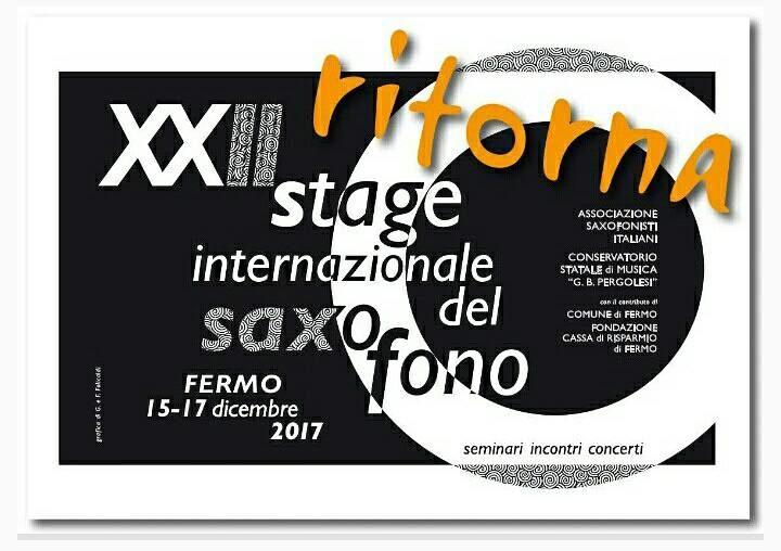 Locandina Stage 2017