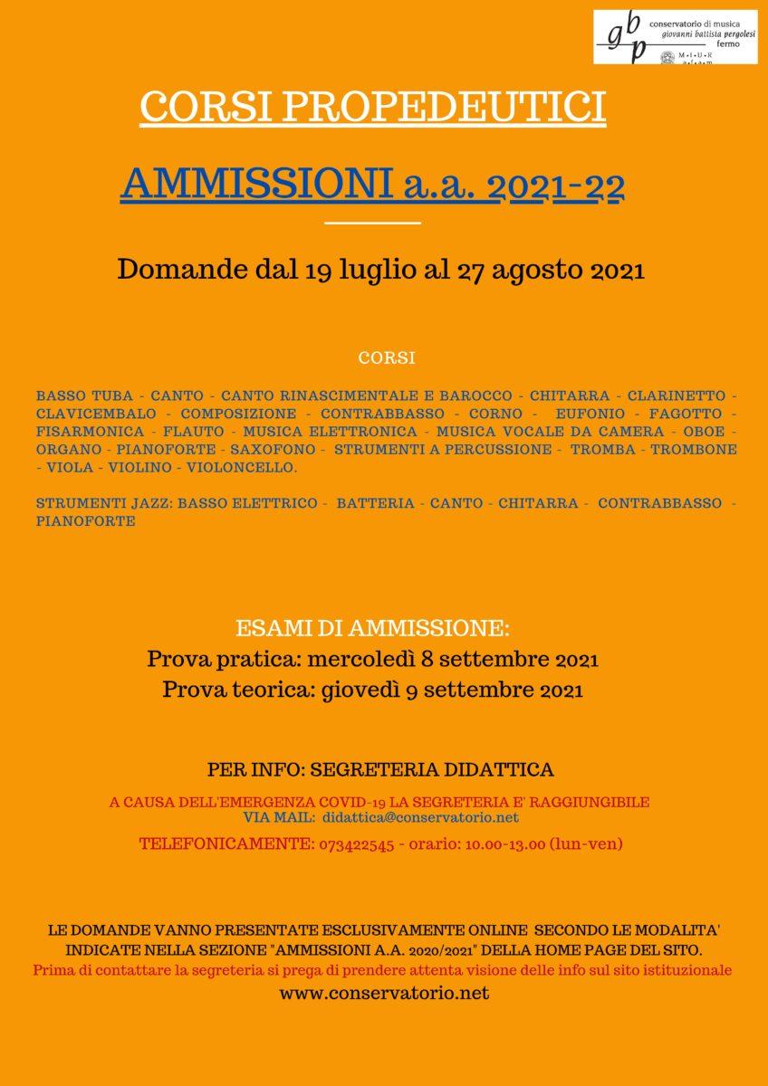 Locandina ammissioni PROPEDEUTICI 2021-22 (SETTEMBRE)-1-page-001