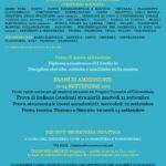 Locandina ammissioni TRIENNIO-BIENNIO 2021-22 (sess. settembre)