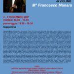 Locandina Master MANARA 2021