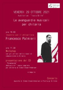 Master class Palmieri